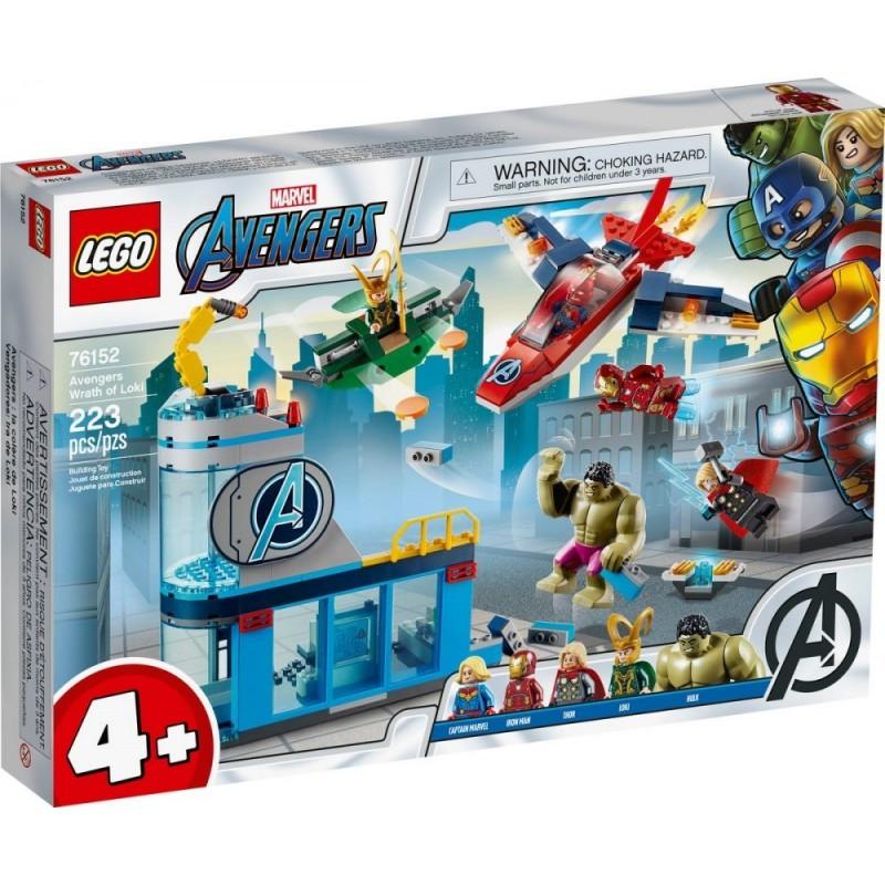 stavebnice LEGO Super Heroes 76152 levně